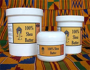 Shea butter for sale.  100% pure.